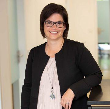 Sabine Schnetzer, Bilanzbuchhalterin und Lohnverrechnerin, Bludenz